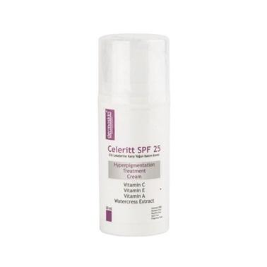 Dermoskin DERMOSKIN Celeritt SPF25 Hyperpigmentation Cream 30 ml Renksiz